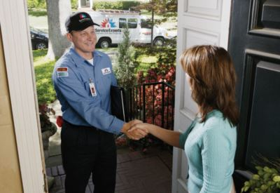 in-home estimate from Rob's Albertan Service Experts Heating & Air Conditioning