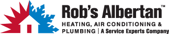 Rob's Albertan Service Experts Logo